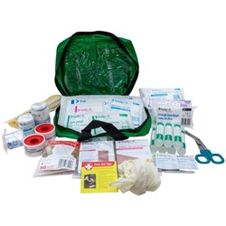 QSI First Aid Kit Soft Pack 1-5 Person 55 Piece