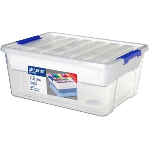 Sistema Storage Container Tray u0026 Lid 7.9 Litre  sc 1 st  OfficeMax MySchool & Sistema Storage Container Tray u0026 Lid 7.9 Litre   OfficeMax MySchool